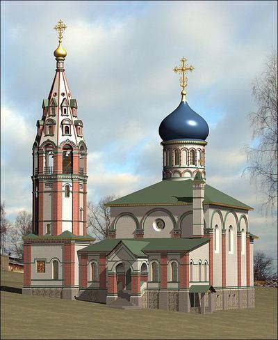 Proekt Churilkovo 1