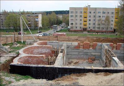 Stroitelstvo Churilkovo